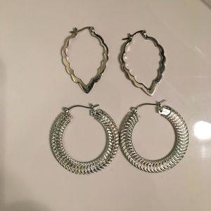 Jewelry - Silver earnings